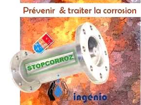 anticorrosion ingénio site industriel