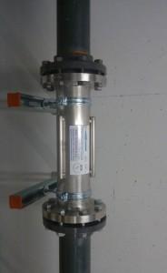 anti-calcaire ingénio usine agroalimentaire ACQ100, traitement naturel contre le calcaire et la corrosion réseau eau froide et eau chaude, fabriqué en France