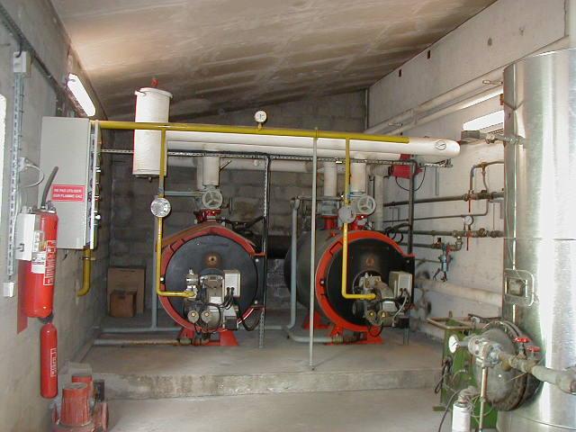protection embouage chaufferie 6000kW, détartrage désembouage chauffage avec désemboueur ABC PROTECT fabriqué en France sans chimie, tout diamètre, tout débit