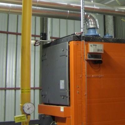 protection embouage chaudière 800kW, détartrage désembouage chauffage avec désemboueur ABC PROTECT fabriqué en France sans chimie, tout diamètre, tout débit
