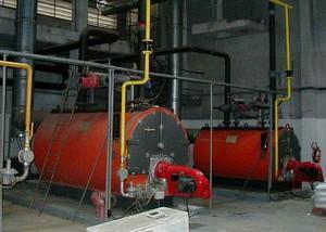 traitement eau chaufferie 6000 kW, boues, embouage, désembouage par clarificateur desemboueur ingénio