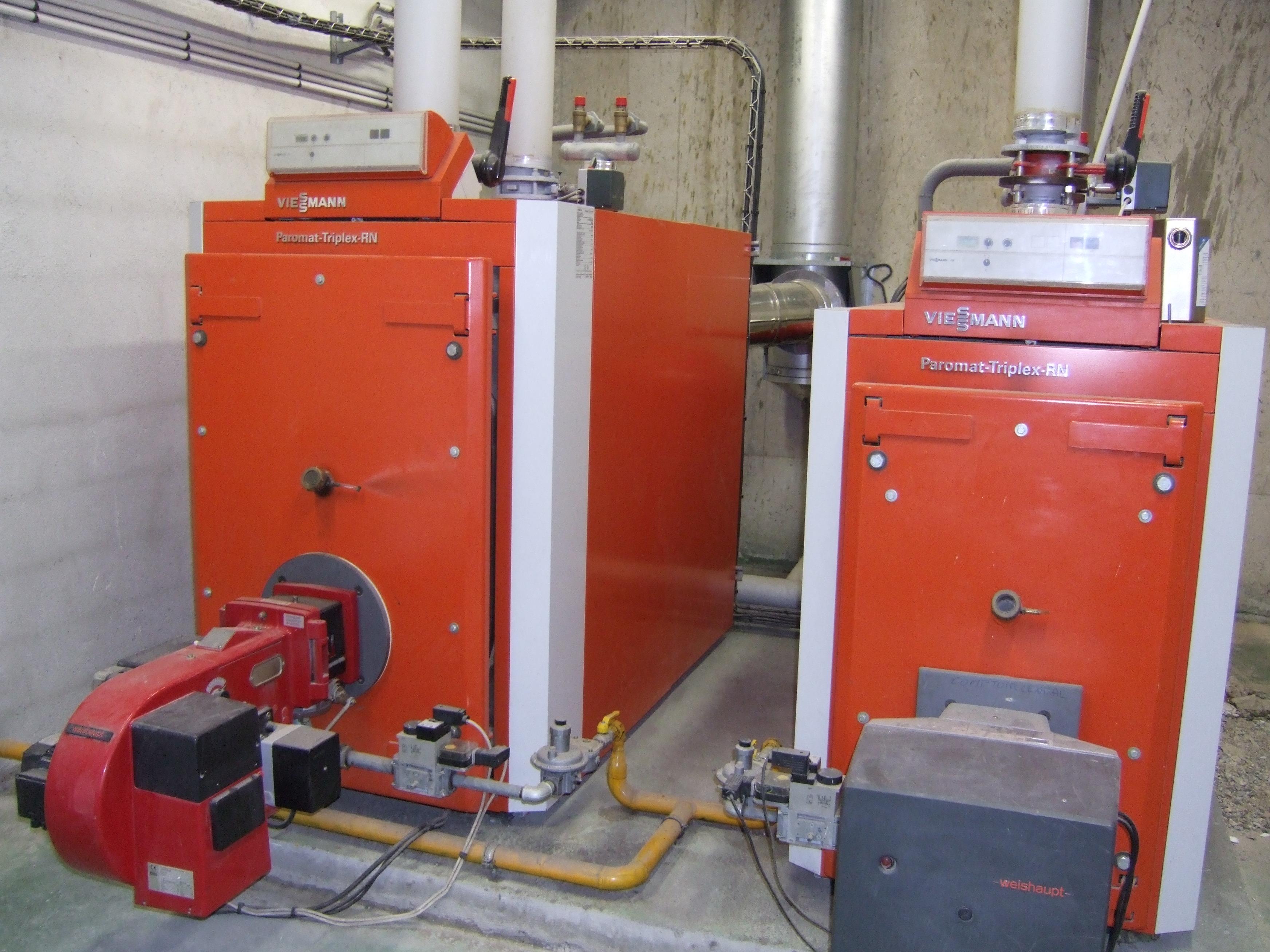 desemboueur chaufferie 850 kW abc protect, embouage et désembouage chaudière radiateurs plancher chauffant, écologique économique durable, made in France