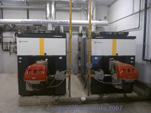 desemboueur chaufferie 900 kW ingenio, traitement naturel des boues et corrosion chaudière, toute dimension tout débit, fabriqué en France en circuit court