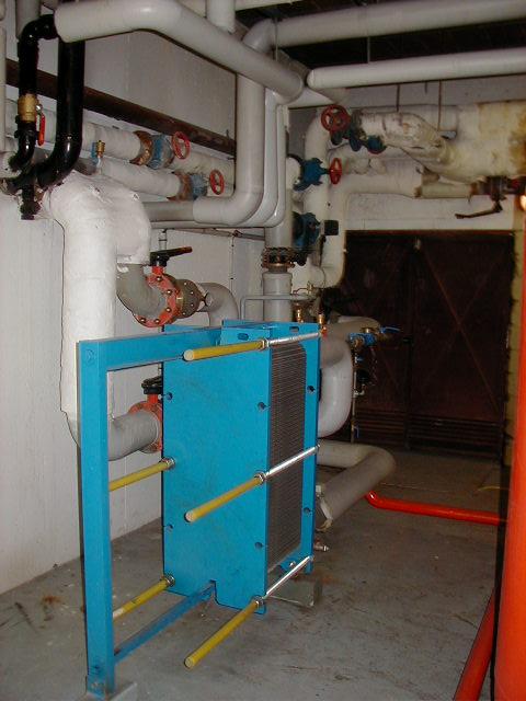 désemboueur sous-station chauffage 1200 logements ingénio traitement eau écologique des boues, désembouage naturel, traitement préventif anticorrosion