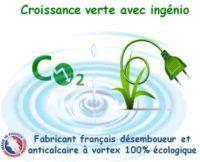 gains environnementaux anticalcaire ingénio